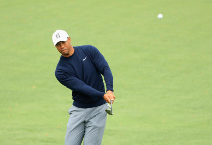 Koepka holds off charging Tiger to clinch PGA Championship