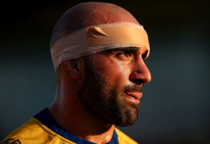 Mannah's move to Tigers officially scuttled; will remain with Eels until season's end