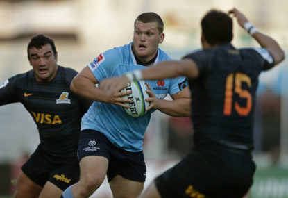 Wallabies prop makes Western Force switch