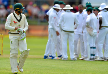 South Africa vs Australia: International cricket fourth Test – Day 3, live scores, blog, highlights
