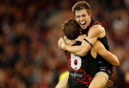 Merrett dumped from Essendon leadership group after player vote
