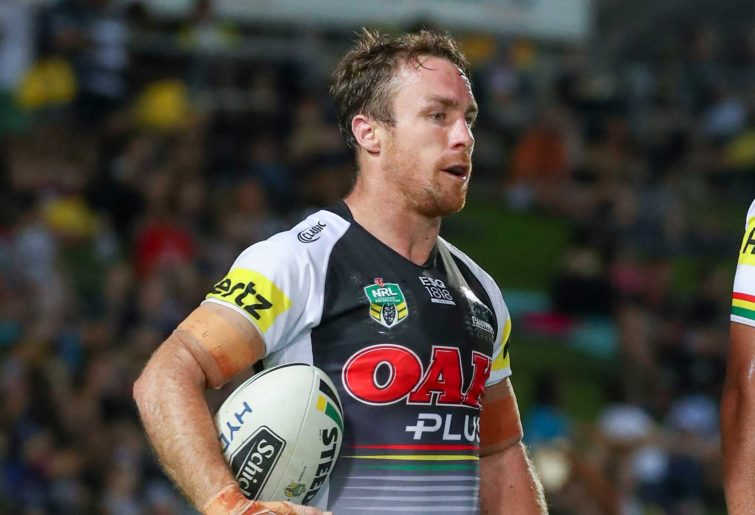 James Maloney of the Panthers