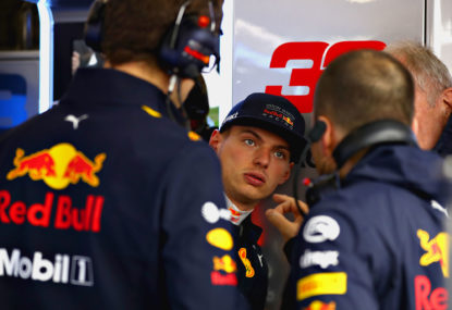 Max Verstappen furious after Hungarian GP engine failure