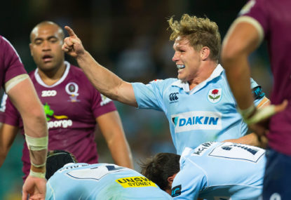 Waratahs complete home fixtures with three games at SCG