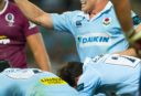 Michael Hooper of the Waratahs tall <br /> <a href='https://www.theroar.com.au/2018/04/18/michael-hooper-rob-simmons-and-the-fault-line-in-rugby-thinking/'>Michael Hooper, Rob Simmons and the fault-line in rugby thinking</a>