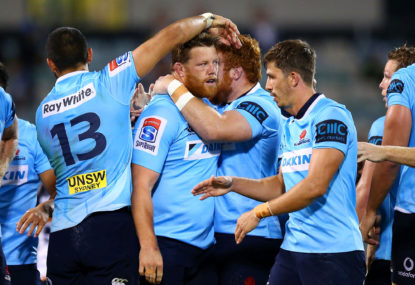 Lions vs Waratahs: Super Rugby semi-final live scores, blog