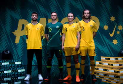 The new Socceroos and Matildas kits have been unveiled and #SokkahTwitter is pretty upset about them