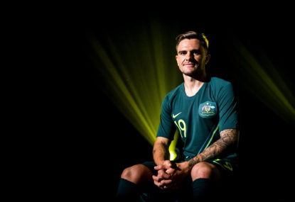 Confirmed: Socceroo Josh Risdon signs with Western Melbourne Group