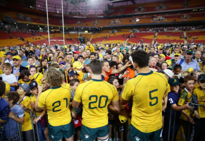 What does the next ten years look like for Australian rugby?