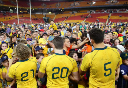 Will grassroots and professional rugby ever embrace each other?