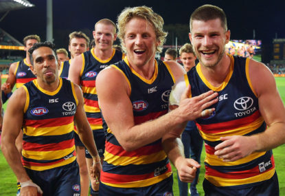 Adelaide vs Essendon: Friday Night Forecast