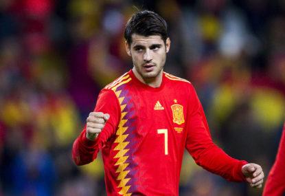Iran vs Spain: 2018 FIFA World Cup highlights, scores, blog