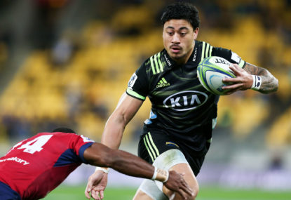 Hurricanes vs Blues: Super Rugby live scores