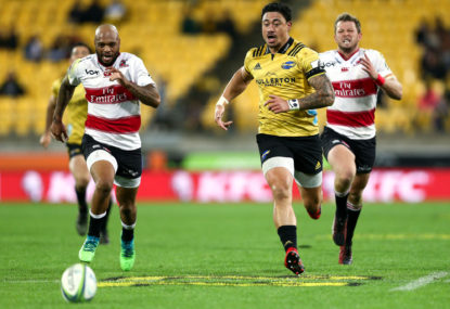 Ben Lam headed to France as Radradra replacement