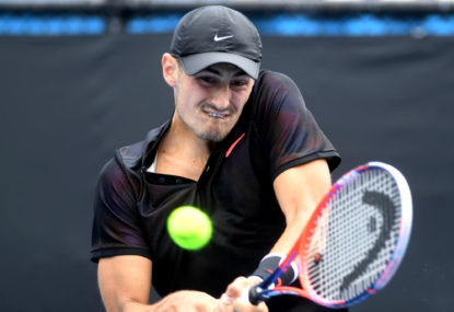 Tomic fined $80,000 after Wimbledon loss