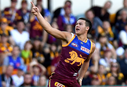 Gold Coast Suns vs Brisbane Lions: AFL live scores, blog