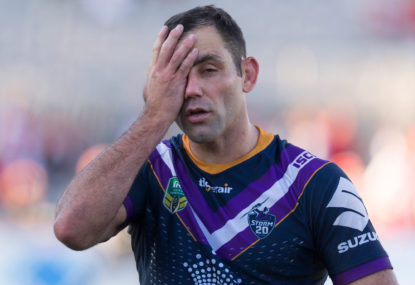 Cameron Smith's Cronulla complaint is crying over spilt milk