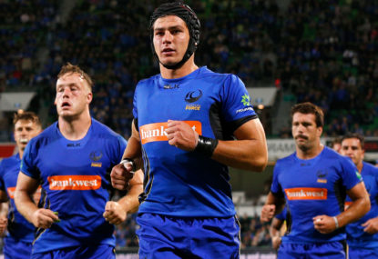 Western Force vs Hong Kong Dragons: World Series Rugby