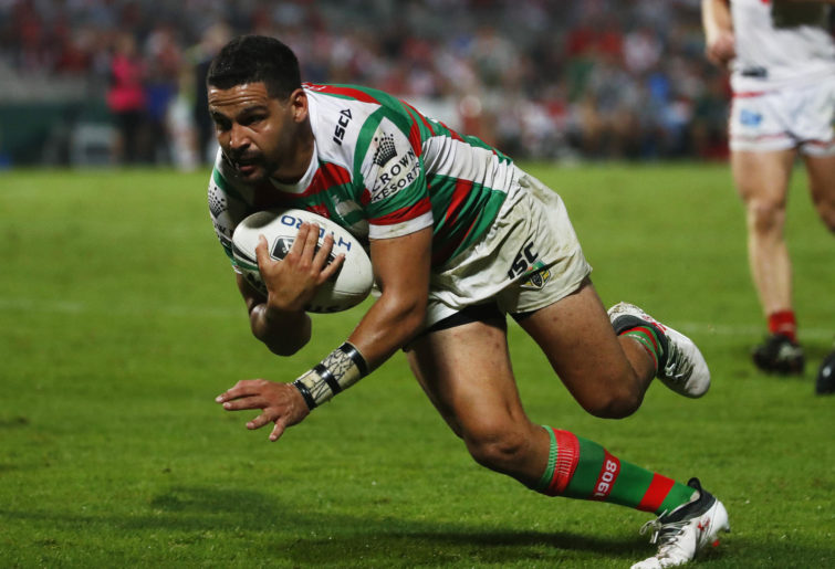 Cody Walker South Sydney Rabbitohs.
