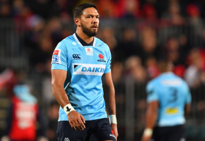 Can the Waratahs survive the quarter-final after a Brumbies thrashing?