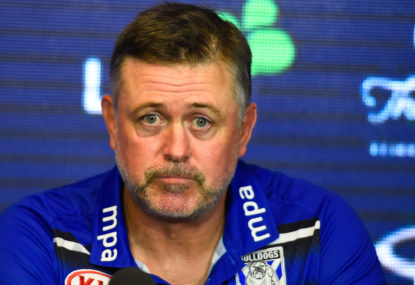 Dean Pay quits as Bulldogs coach