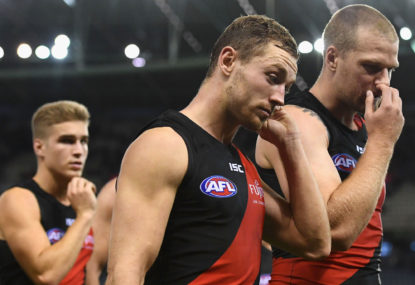 Essendon aren't the finals lock you think they are, and here's why