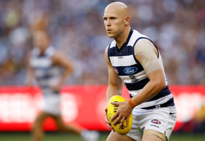 Ablett reveals son's health battle