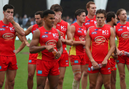 Why can't the Gold Coast commit to its sporting marriages?