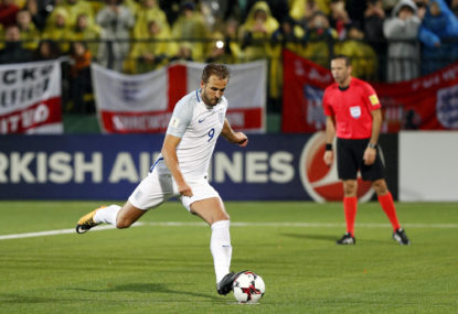 Captain Kane the star as England pip Tunisia at the death