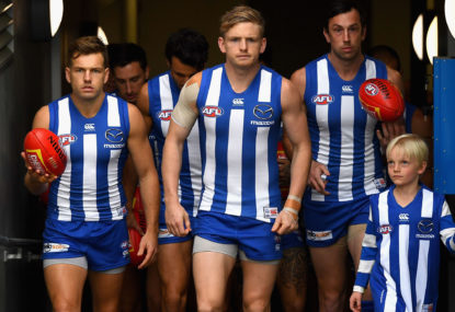 For the North Melbourne rebuild, the worst is yet to come