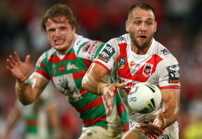 Rabbitohs vs Dragons: The ultra definitive NRL semi-final stats preview