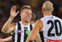 Manager talks up De Goey's AFL contract