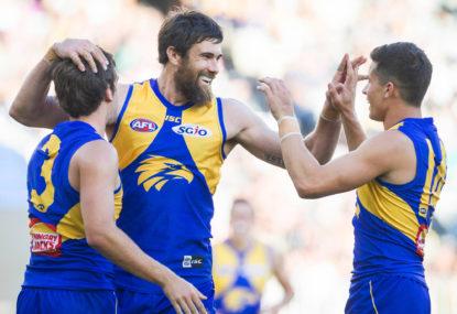 West Coast vs Melbourne: Preliminary final forecast