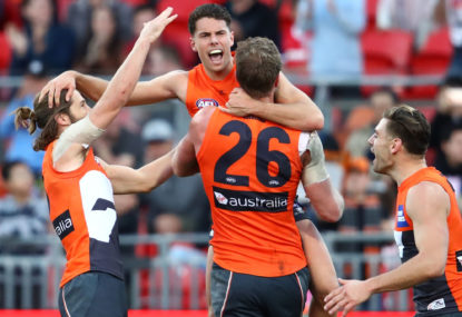 AFL Power Rankings 2018: Round 15
