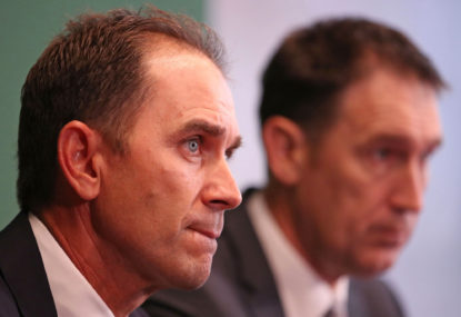 Seven months in, what's the verdict on Justin Langer?