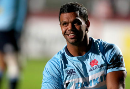 Tah-dah! Beale the magic man for NSW