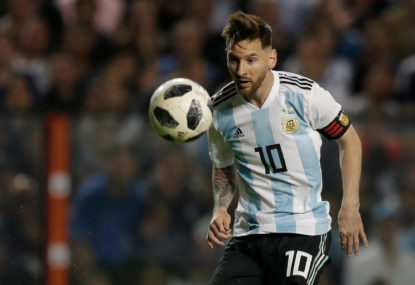 Is Lionel Messi as good as we think he is?