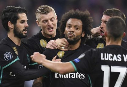 Marcelo will win or lose Real Madrid the Champion's League final