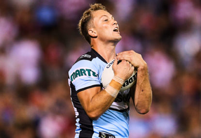 Cronulla Sharks vs Manly Sea Eagles: NRL live scores, blog