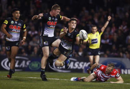 Penrith Panthers vs Canberra Raiders: NRL live scores, blog