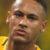 Brazil's Neymar celebrates after scoring