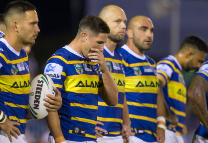 Where did it all go wrong for Parramatta in 2018?