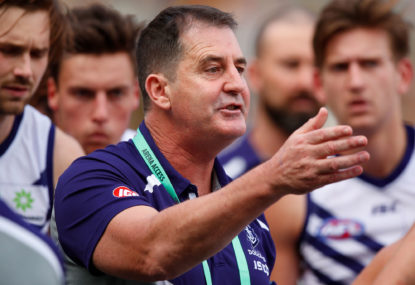 Why Ross Lyon's departure just doesn't add up