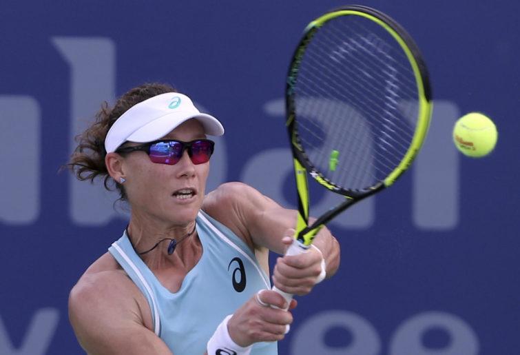 Samantha Stosur Dubai tennis