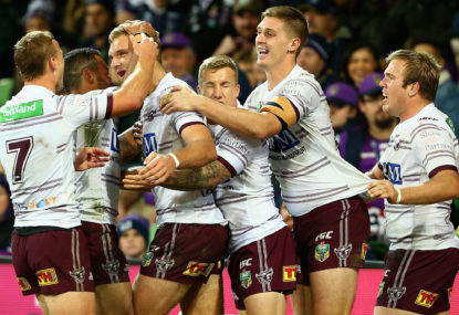 Manly Sea Eagles vs Canterbury Bulldogs; NRL live scores, blog