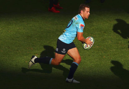 Waratahs savour Super win over Rebels