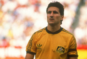 Remembering when a Charlie Yankos free-kick put Oz football on the map