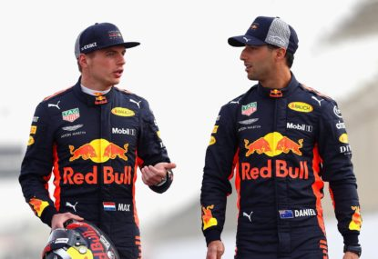 Ricciardo scorches way to Mexican GP pole