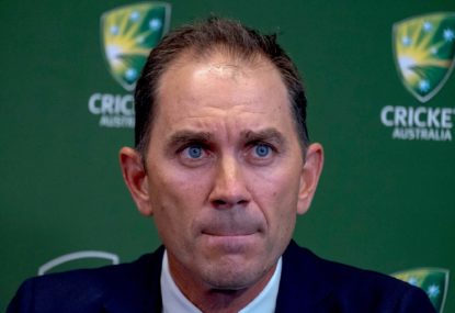 Australia's success down to super coach Langer