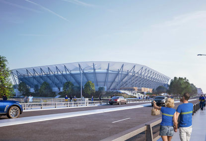 How to reduce stadium construction costs – and then pay for it